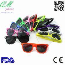 free samples colorful promotion wayfarer sunglasses, cheap sunglasses!!!