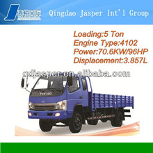 5 Ton Diesel Light Truck ZB1050TPIS China supplier