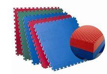 High density EVA foam non toxic interlocking taekwondo tatami mat