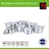 Chinese hot sales aluminium cooking pots