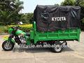 Jialing 2013 3 de pasajeros triciclo de la rueda, con motor de gasolina
