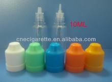 belli e colorati sigaretta elettronica e liquido 10ml bottiglia