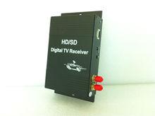 DVB-T MPEG-4 HD Digital TV receiver for car