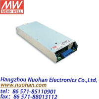 Mean Well 1000w single output power supplies 24v/ 1000 ~ 3000W Front End Power System/1000w power supply with auxiliary power