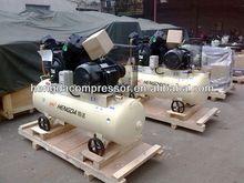 High Pressure diesel -motor driven w-3.2-7 piston type air compr 32CFM 1015PSI 20HP 0.9m3 70bar 15kw