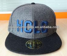 custom snapback cap factory OEM