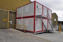 Economical prefab modular house container
