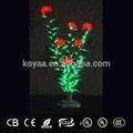 Führte baum künstlicher beleuchtung bonsai-baum licht td-144 rote blume