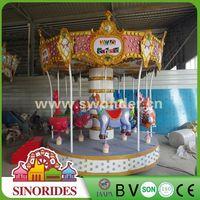 Mini Carousel Amusement Carousel Horse,Amusement Carousel Horse for sale