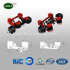 Air ride bag air spring suspension system spare parts go kart trailer parts