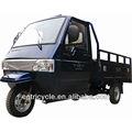 Mini camiones/motocicleta de tres ruedas/caja de carga triciclo