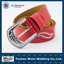 manufacturer special design customized fashion dress belt