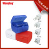 2014 New Design Hot Selling male to female electrical plug adapter