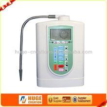Best selling digital alkaline water ionizer