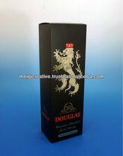 Wine Box Packaging, Custom Folding Carton Box for Beverages