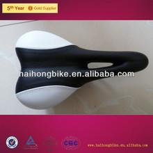 new hot selling leather bicycle saddle , bicycle saddle bike saddle factory