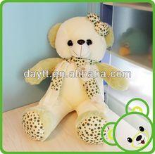 halloween stuffed toy bride and groom plush teddy bear valentine's day plush teddy bear