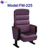 FM-225 New arrival padded sponge seminar hall seating