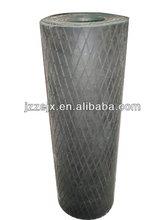 Fire Resistant Rubber Sheet Conveyor Pulley Ceramic Lagging For Conveyor Belt