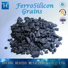 Good price ferro silicon/FeSi granules 75 China manufacturer