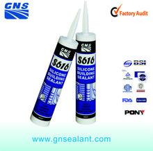 neutral cure construction grade silicone sealant