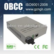 5001 10/100M single mode dual fiber ethernet to fiber converters