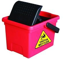 squeeze mop bucket
