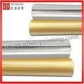 Estampación en caliente de oro& lámina de plata, catálogo de ricos tonos disponibles