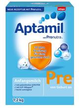 APTAMIL PRE, 1, 2, 3: 1200 Gramm MADE IN GERMANY