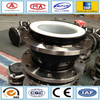 Can be customized PTFE single sphere galvanized rubber expansion joint