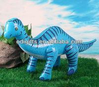 large inflatable dinosaur