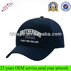 6 Panel Cotton 3D Embroidery Wholesale Cheap Custom Baseball Cap