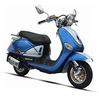 2014 Newest Model Vintage Vespa 49cc Cheap Gas Scooter for Sale