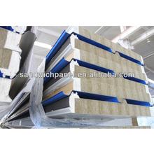 laine de roche panneaux sandwich ready made mur et le toit