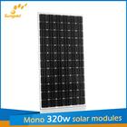 biggest solar panels 320w made of Germany Bosch mono solar cells