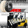 28x12.5-15 Forklift Solid Tire