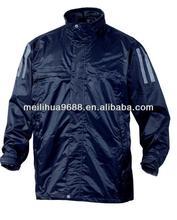 2015 New Style Waterproof Windproof Motorcycle Rain Coat