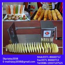 Good quality tornado potato cutter/potato spiral cutter