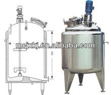 Lait fermentator, Réservoir de lait, Lait machine de traitement