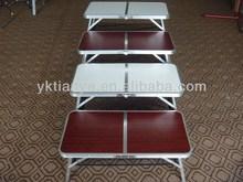 Cheap hot sell pvc folding beach table