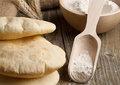 A farinha de trigo e Rye farinha tipo 450, 500, 550, 650, 750, 1850