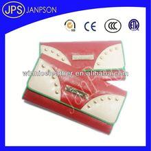 leather wallets women white color cross wallets for men