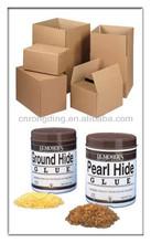 high viscosity bone glue gelatin as adhesive sealant for carton box