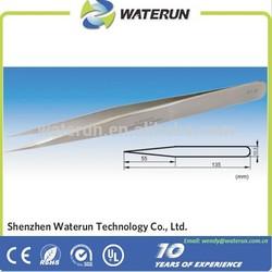 Vetus Stainless Steel Eyelash Extension Tweezers factory & manufacturer & supplier