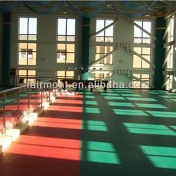 Plastic Pvc Sports Flooring, Pvc Flooring