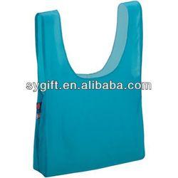 2014 New Product rose shape folding shopping bag