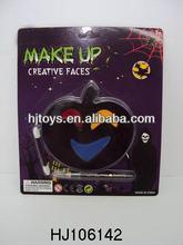 Hallowmas Makeup set, Pumpkin Faces Color And Eyebrow Pencil