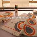 La fábrica de china 100% personalizado de algodón reactiva impresa toalla de playa