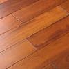 Random length Smooth Burmese Teak Solid Wood Flooring