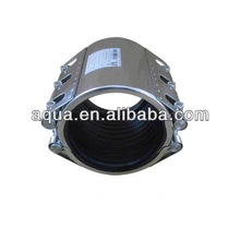 Double Lock Stainles steel Pipe coupling